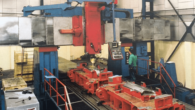 Por orden de la propiedad. Liquidación Fresadora Puente DYE CNC. En funcionamiento (se puede probar).