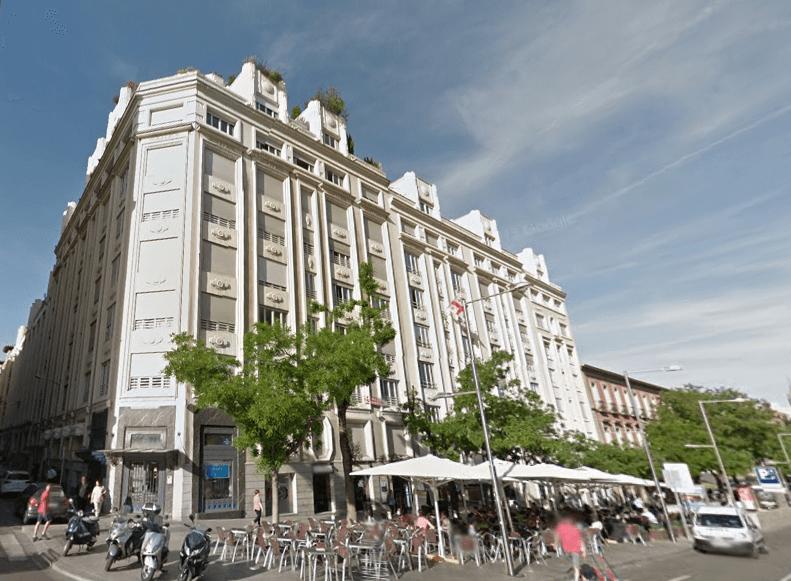 pacelma auctions s l vivienda oficina madrid centro